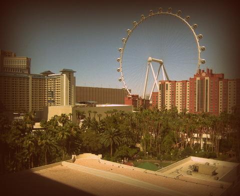 Photo of Las Vegas by Anne Saita