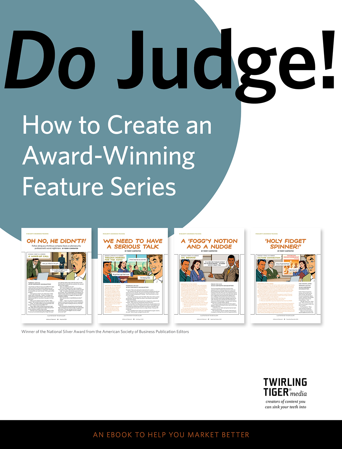 Ebook_ How to Create an Award-Winning Feature Series