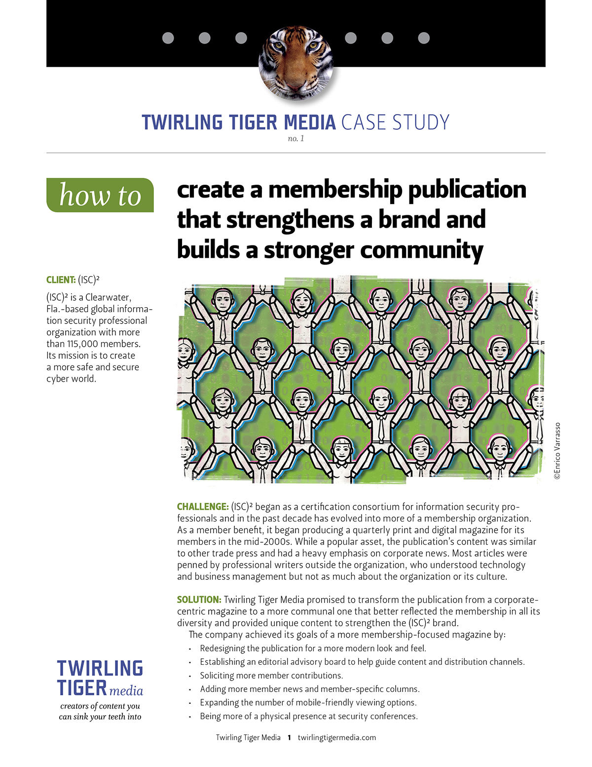 Case Study: Building Your Brand Through a Publication