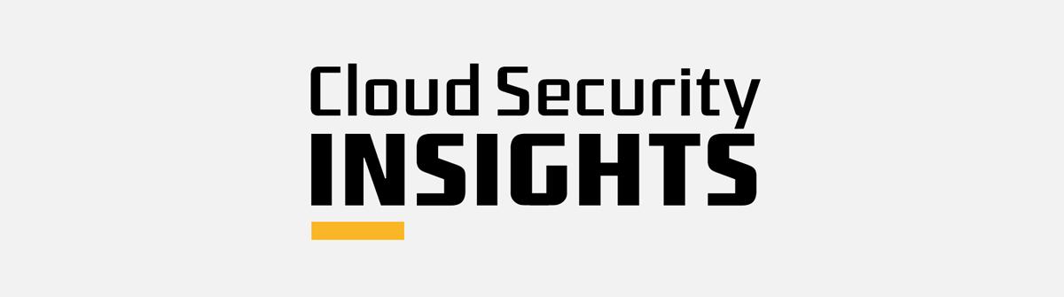 Cloud Security Insights Logo