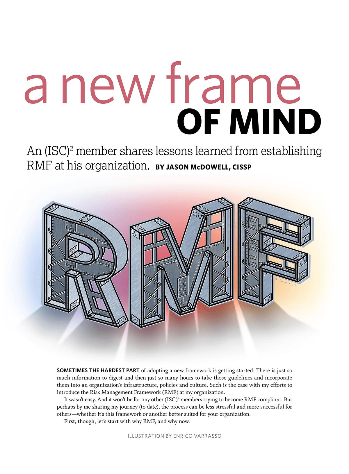 A new frame of mind